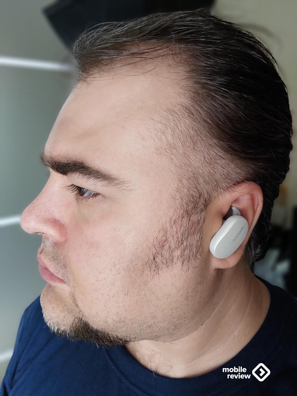 Месяц с BOSE QuietComfort Earbuds