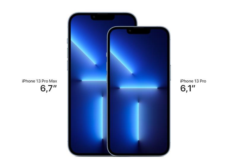 Apple представила iPhone 13 Pro                Представленный в ходе онлайн-презентации iPhone 13 Pro и iPhone 13 Pro Max должен появиться в продаже 2...