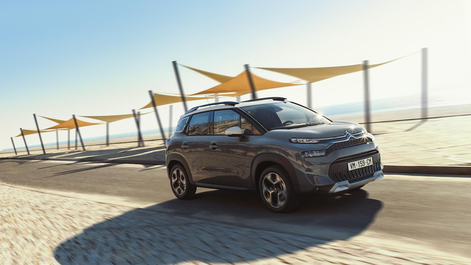 В России стартовали продажи обновленного кроссовера Citroën C3 Aircross                Автомобиль получил измененный дизайн, улучшенные возможности пе...
