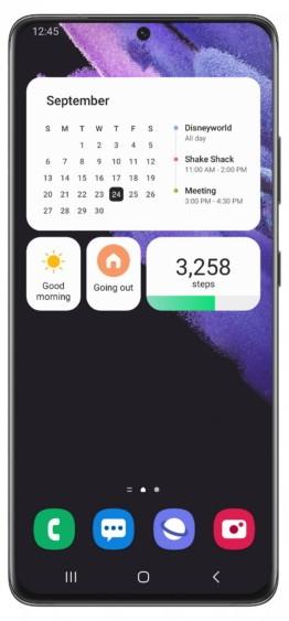 Samsung открыла бета-тестирование One UI 4 для Galaxy S21                С новой версией пользовательского интерфейса Samsung, пользователи получают в...