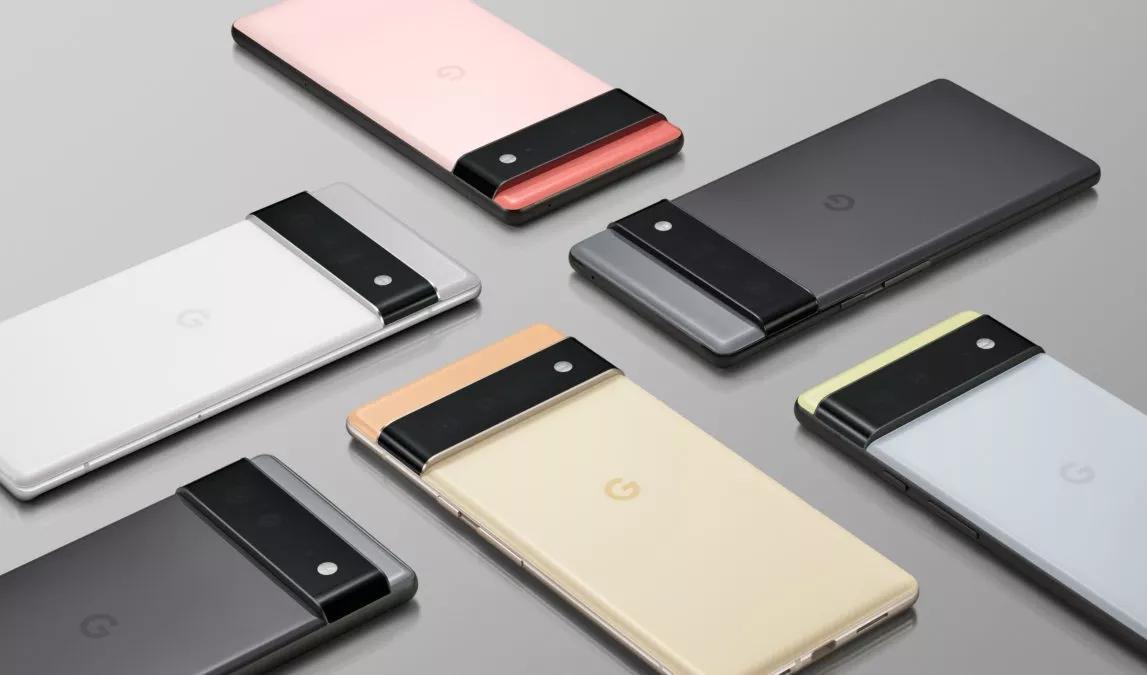Стали известны цены смартфонов Pixel 6 и 6 Pro в Европе                Смартфоны серии Pixel 6 от Google должны выйти осенью 2021 года