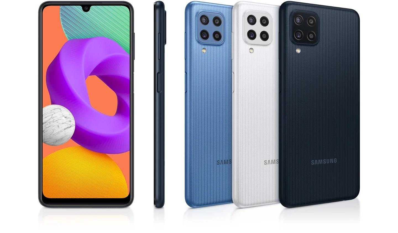 Смартфон Samsung Galaxy M22 показан официально                Смартфон Galaxy M22 появился на официальном сайте Samsung в Германии, что раскрыло его о...