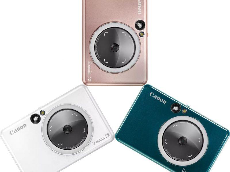 Canon выпустила ещё один современный клон «Полароида»                Фотокамера Zoemini S2 позволяет редактировать снимки в приложении, использовать р...