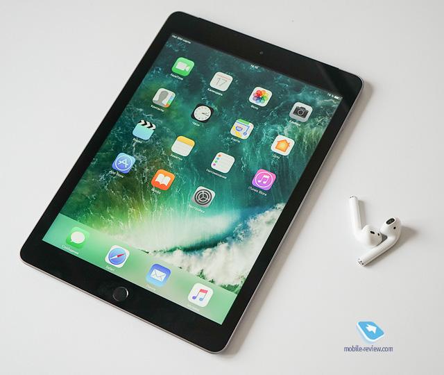 Обзор планшета Apple iPad (2017)