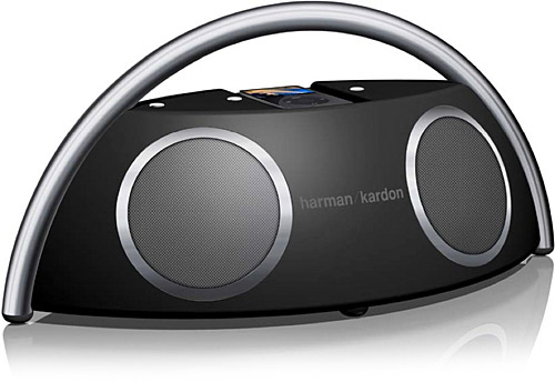 Сделано для iPod: Harman/Kardon Go + Play