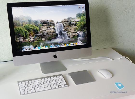 Пять лет вместе с iMac