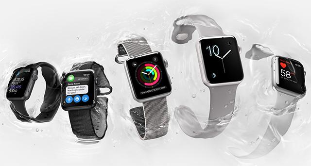 Презентация Apple: часы для пловцов, iPhone без миниджека, Марио