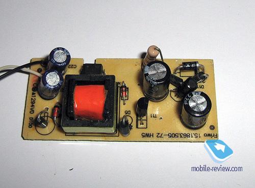 Печатная плата NOKIA AC-4E