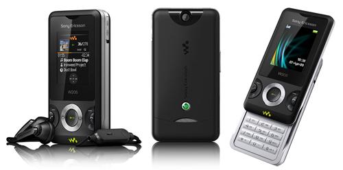 Россия, Смоленск.  Продам мобильный телефон Sony Ericsson W205i.  Состояние на 4 , мелкие потертости...