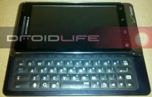 Клавиатура клавиатуре рознь, - думают в Moto и предлагают обновленную версию и без того успешного на рынках устройства.