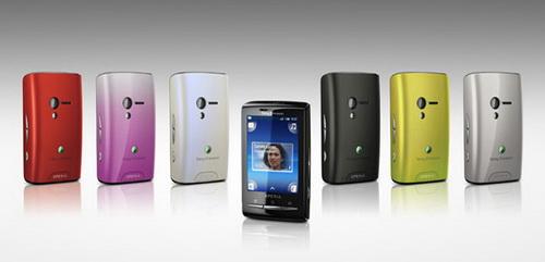 Цвета корпусов смартфонов недвусмысленно указывают на молодежную направеленность