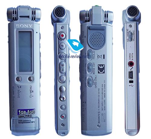 диктофон sony sx 700 инструкция