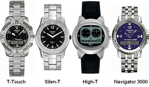 ВНИМАНИЕ TISSOT отказывается от каких-либо отношений или ответственности за  часы или любую другую продукцию, имеющую имя, атрибуты бренда, ... 282350b6540