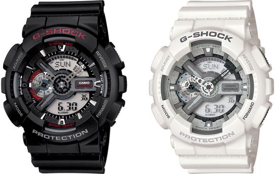 Часы Casio G-shock Ga-100 Инструкция - фото 9