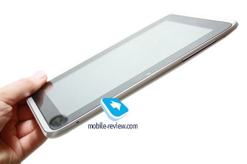 Mobile-review com Review of HTC Flyer Tablet