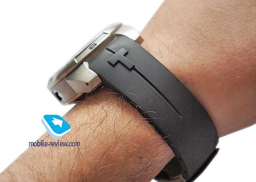 Tissot t-touch браслет