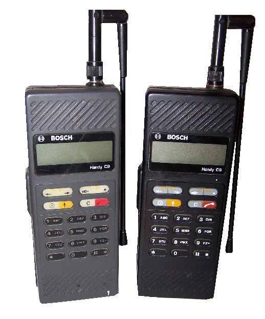 Mobile review com история мобильной связи в