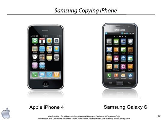 Mobile-review.com Samsung против Apple – очередная неделя ...