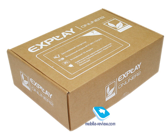 инструкция Explay Onliner2 - фото 3
