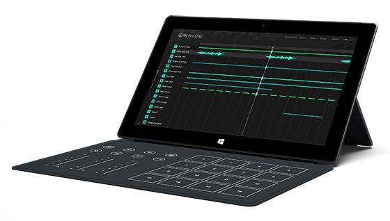 новый планшет от компании Microsoft планшет-гибрид Surface 2