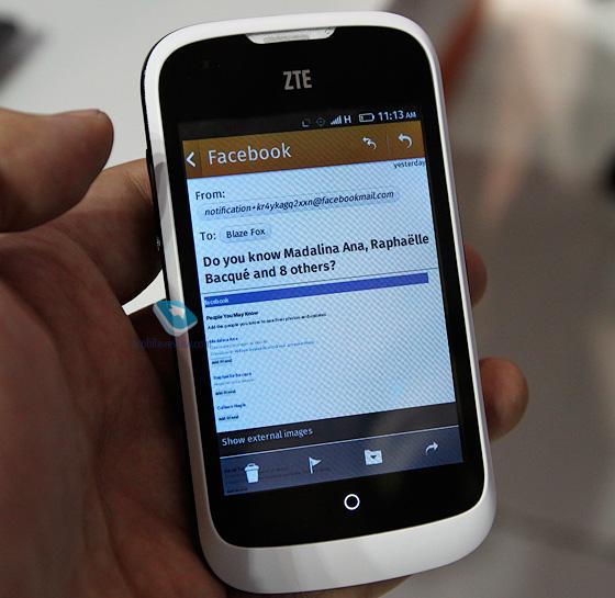 Mobile-review.com MWC 2013. FireFox OS или новая ОС для ...