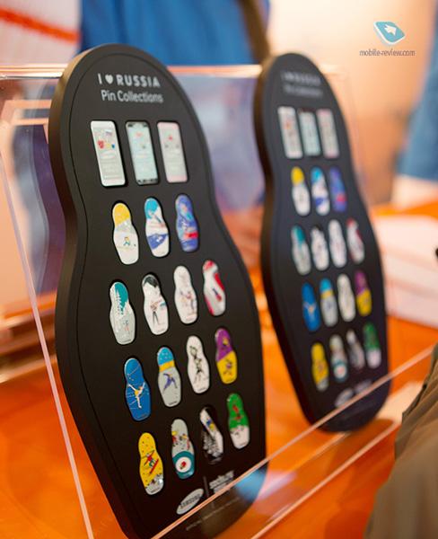 телефон samsung значки: