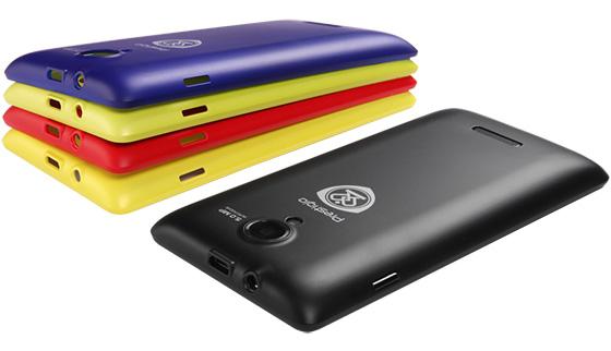 Prestigio MultiPhone 5450