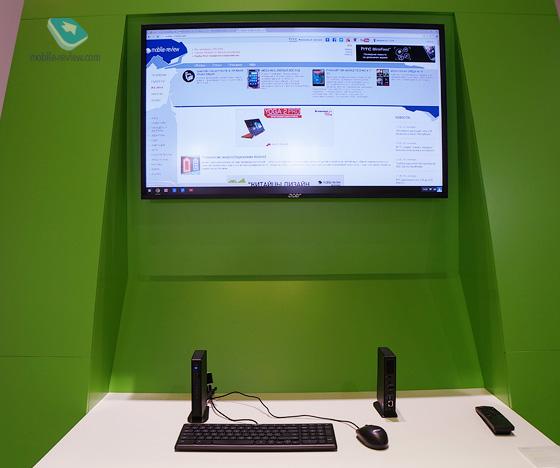IFA 2014. Новинки от Acer. Ноутбуки, Chromebook и Chromebox