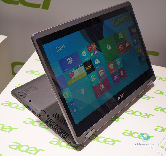 IFA 2014. Новинки от Acer. Ноутбуки, Chromebook и Chromebox