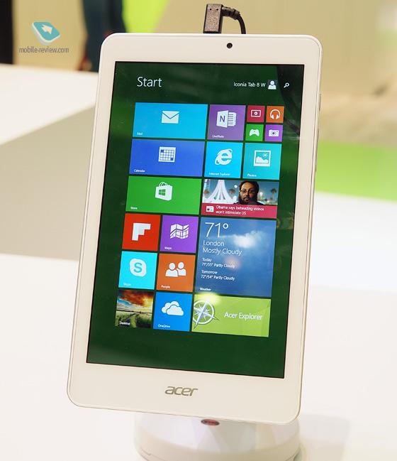 Mobile-review.com Acer. Планшеты и смартфоны