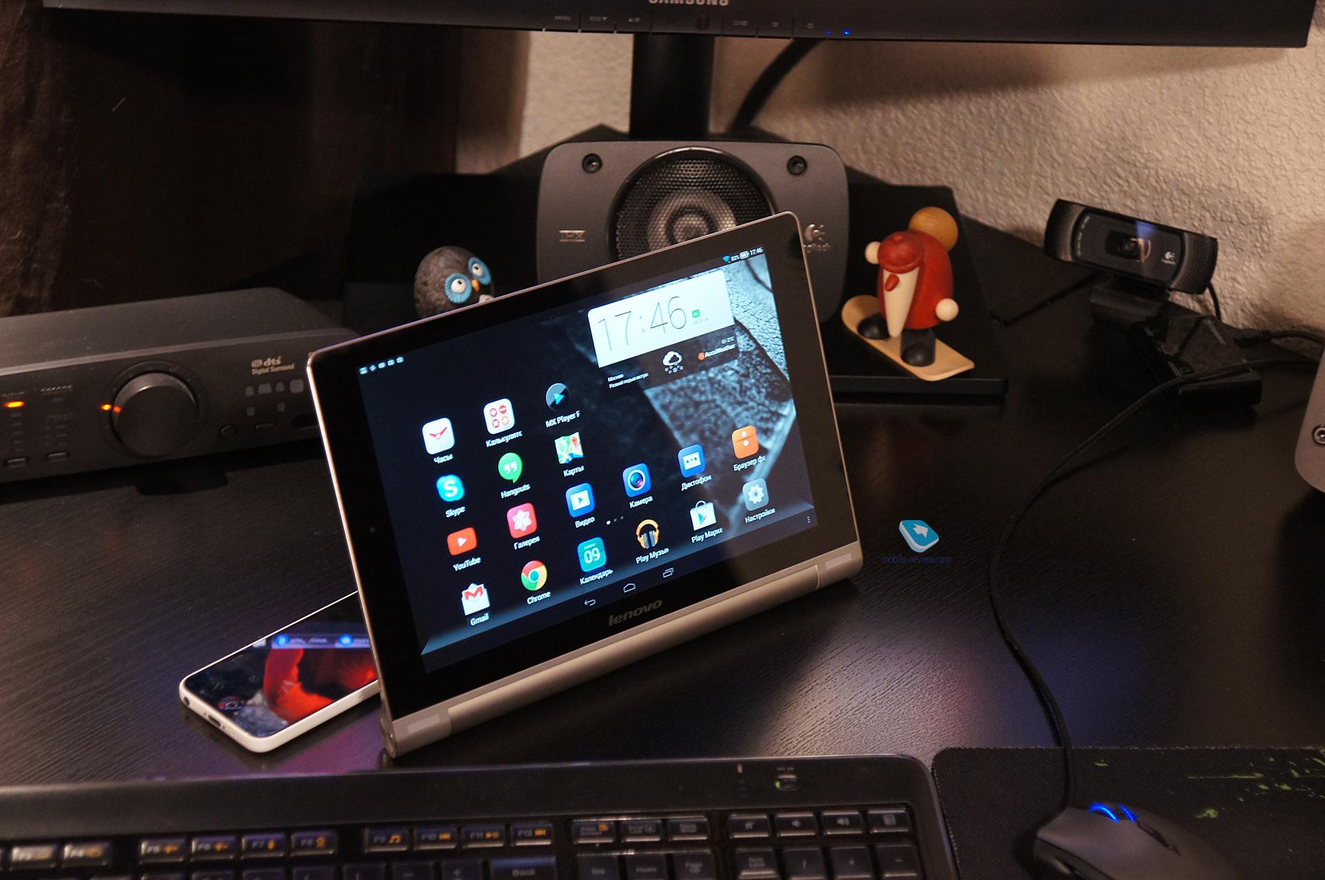 Yoga tablet 10 фотографии lenovo yoga tablet 10 в