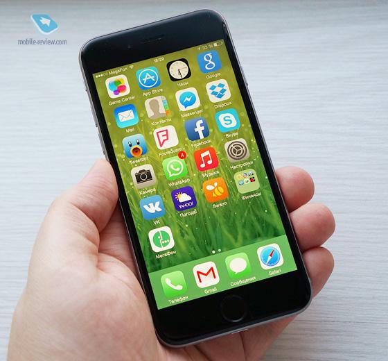 Обновленные модели  телефонов  Apple зарегистрированы в РФ