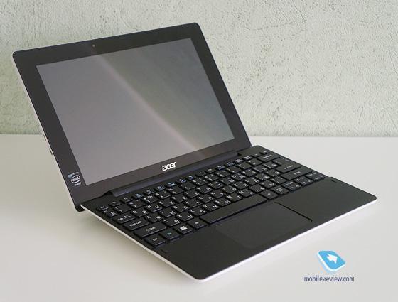 Mobile-review.com Обзор планшета Acer Aspire Switch 10 E