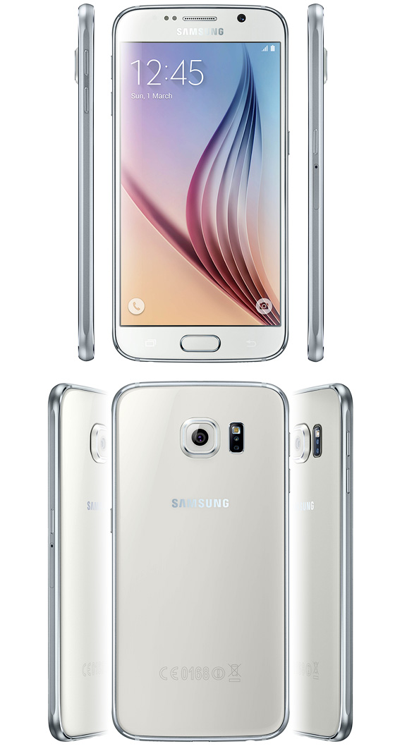 Samsung Galaxy S6/S6 edge