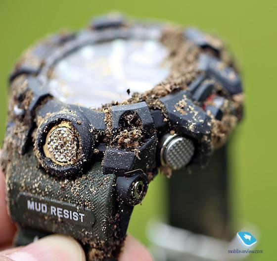 Casio G-Shock Mud Master GWG-1000-1A3