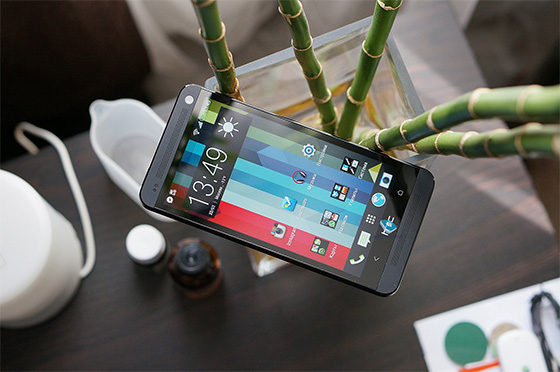 Mobile-review com Вторая жизнь HTC One (M7)