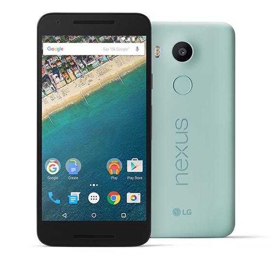Mobile-review.com Смартфоны Google Nexus 5X и 6P