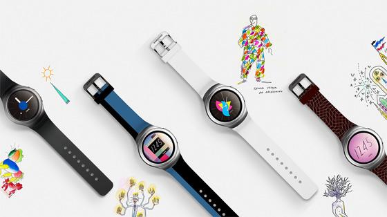 Samsung. Разновидность версий часов Samsung Gear S2, их функции и начало продаж