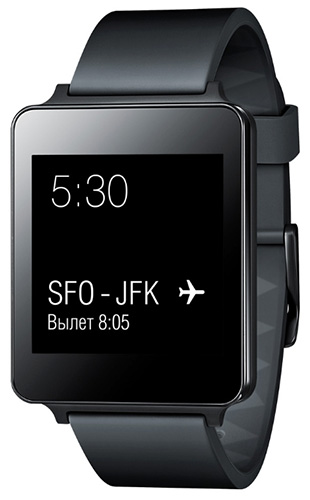 Mobile-review.com Обзор умных часов Sony Smart Watch 3