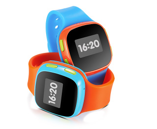 Картинки по запросу Детские смарт-часы Alcatel SW10