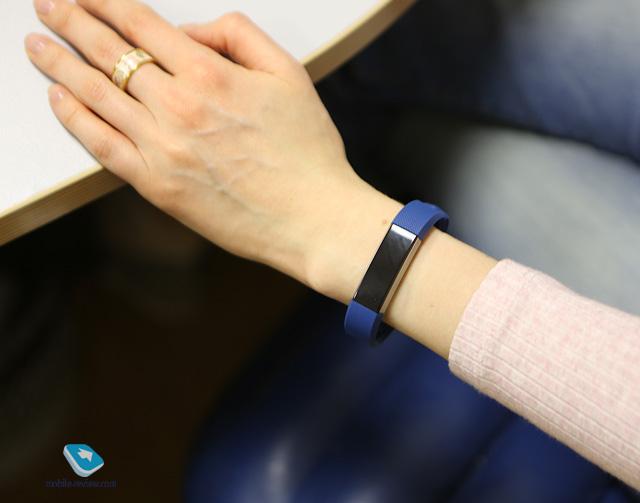 Fitbit Blaze инструкция на русском - фото 8