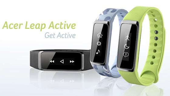 Фитнес-трекер Acer Liquid Leap Active