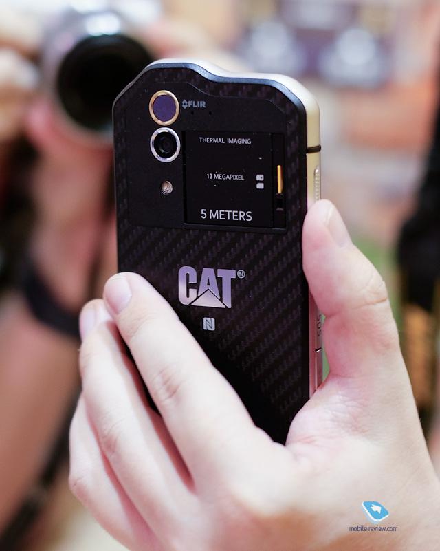 Cat S60 - цены, характеристики, обзор