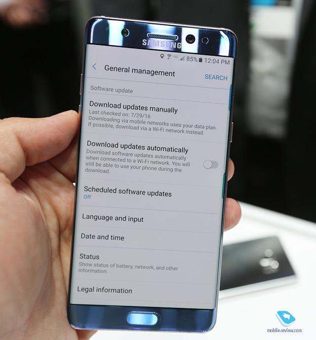 Samsung macht Galaxy Note 7 auch in Europa fast unbrauchbar