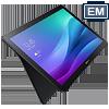 Обзор домашнего планшета-телевизора Samsung Galaxy View (SM-T670/SM-T677)