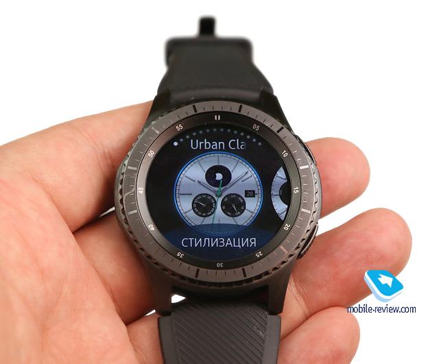 Mobile-review.com Первый взгляд на умные часы Samsung Galaxy Watch 0fa97f59371a1