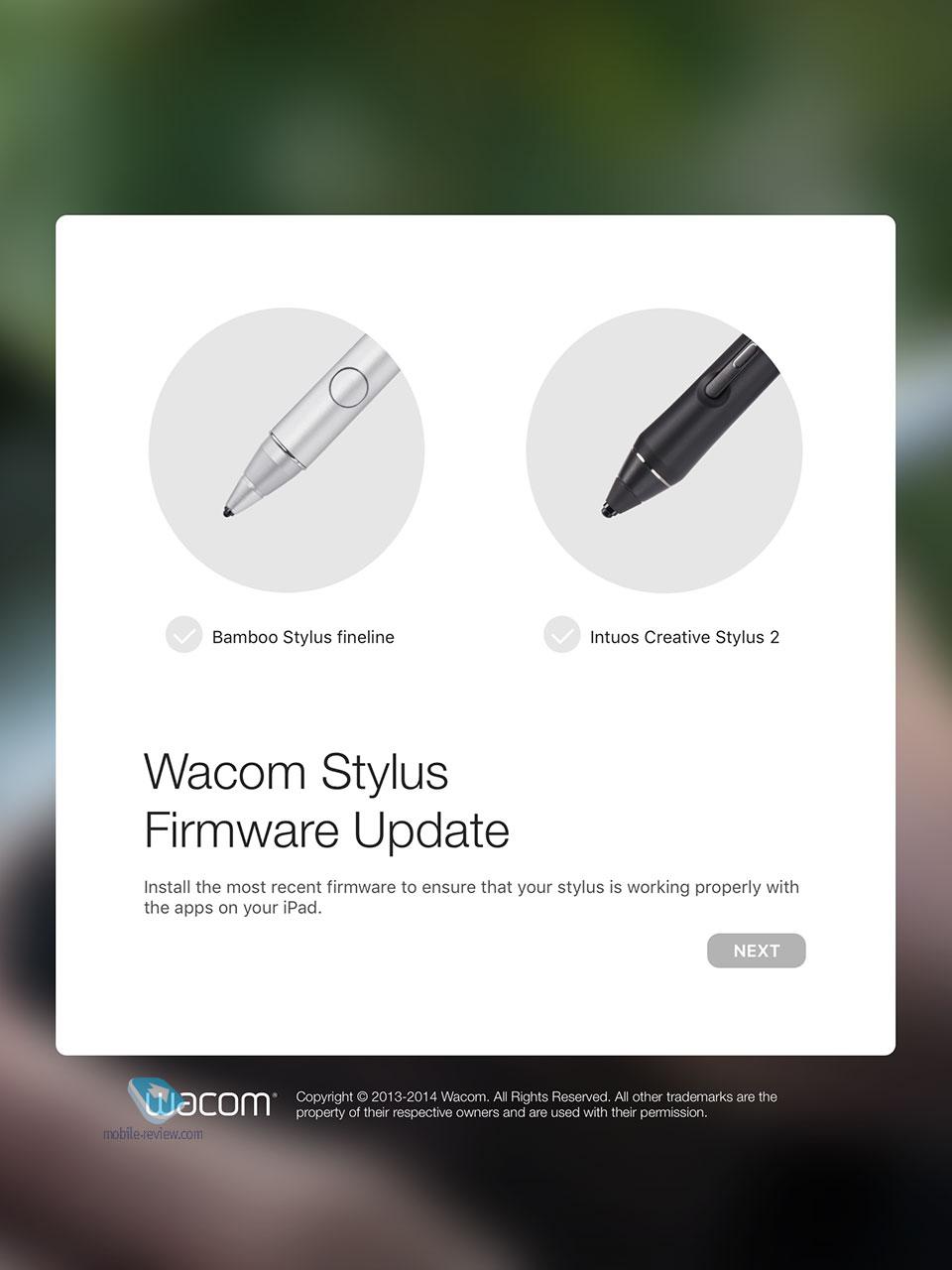 intuos creative stylus 2 manual