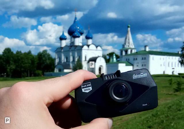 Как я ездил в Суздаль, или почти обзор трехлетнего хита – видеорегистратора AdvoCam-FD Black