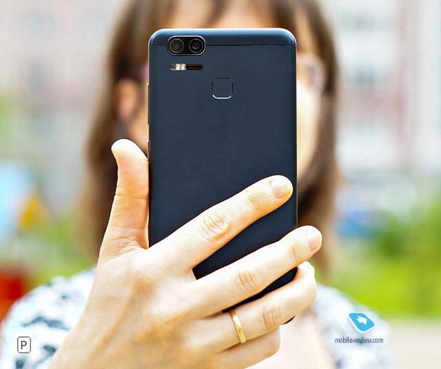 ASUS Zenfone 3 Zoom – камера