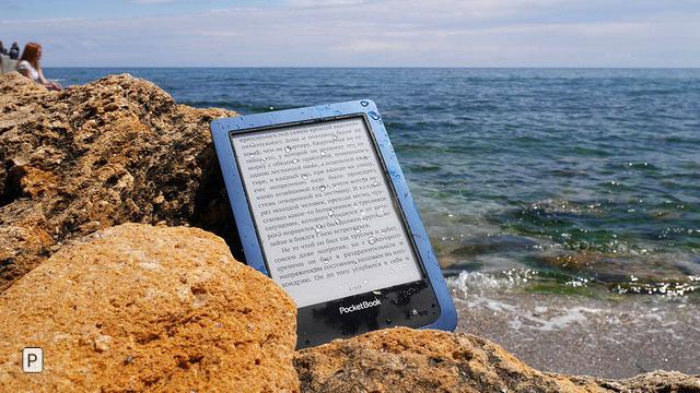 О защите от воды и «внедорожном» ридере PocketBook 641 Aqua 2
